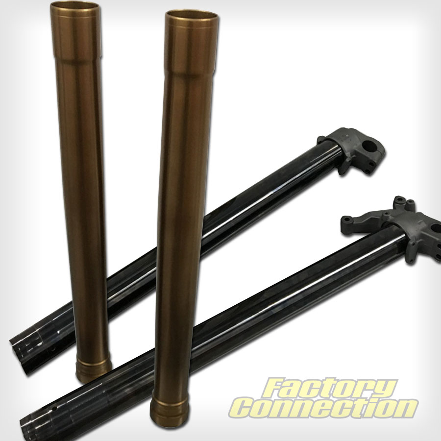 Factory Connection Fork Coatings